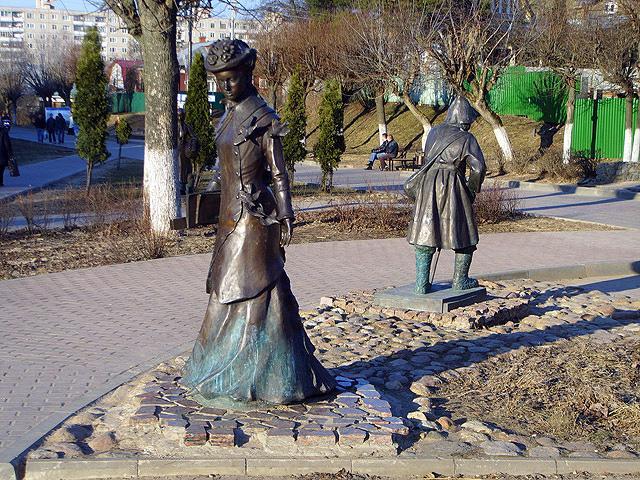 славен город Дмитров,